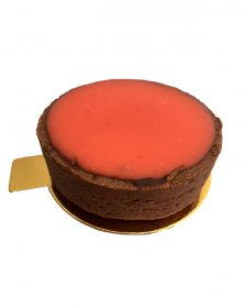Blood Orange Curd Tart (Boxed 6 of)