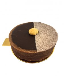 Chocolate Croquant Tart (Boxed 4 of)