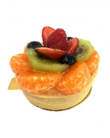 Fruit Flan (Boxed 4 of)