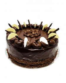 "Flourless Chocolate Cake 9"" (23cm) Round"