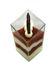 Layered Mousse Dessert Cups (Boxed 12 of )
