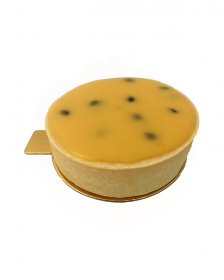 Passionfruit Curd Tarts (Boxed 4 of)